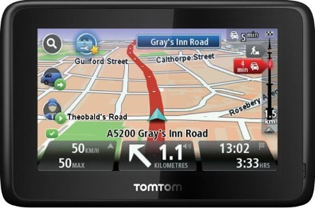 TomTom Fleet Management