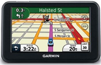 Garmin Nüvi 40 GPS - GPS Trackers on